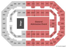 La Crosse Center Seating Chart Ticketmaster La Crosse Center Tickets And La Crosse Center Seating Chart