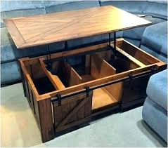 contemporary lift top coffee table storage elegant best ideas ottoman canada