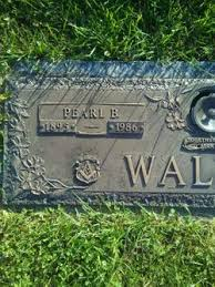 Pearl Bryant Walker (1895-1986) - Find A Grave Memorial