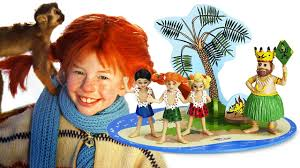 PIPPI CALZELUNGHE - Giochiamo con Pippi sull'Isola di Taka Tuka [Gioco in  Italiano per Bambini] - YouTube