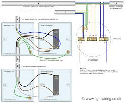 lighting 2 way switching wiring diagram kuwaitigenius me 2 way wiring diagram in singles at 2 Way Wiring Diagram