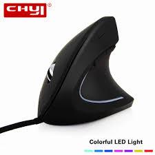 <b>CHYI</b> Wireless Gaming Mouse <b>Ergonomic Vertical Mouse</b> 800/1200 ...