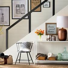 15 staircase wall decoration ideas to