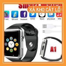 A1 Đồng hồ thông minh màn hình cảm ứng đa năng tiện dụng chính hãng