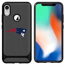 iPhone XR Case Cover Slim Soft <b>Carbon Fiber Pattern Silicone</b> TPU ...
