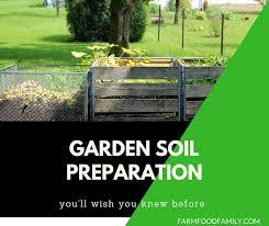 garden soil preparation how to prepare for planting