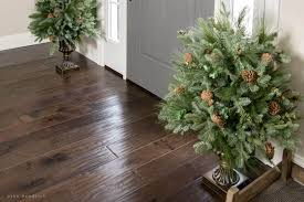 all about our dark hardwood floors a