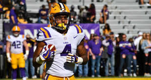 Lsu Running Game Faces Its Biggest Mystery In Half Century