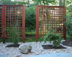 Small Picture landscape design on steep bank Garden Trellis Designs on Garden