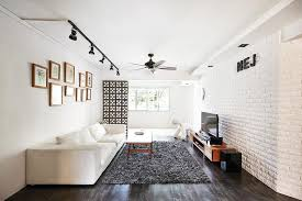 Track lighting industrial look Rustic Industrialstyle Exposed Track Lighting Find Out How You Should Use It At Home Home Decor Singapore Industrialstyle Exposed Track Lighting Find Out How You Should