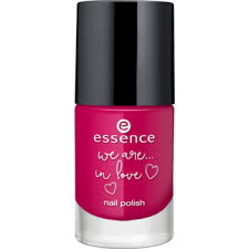 Essence We Are In Love Lak Na Nehty 02 Pink Party Only With You
