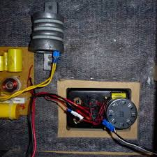 speaker l pad attenuator w mono shaft ohm user submitted image