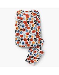 Gymboree Shoe Size Chart Inches Nwt Gymboree Pumpkin Skull Print Halloween Gymmies Pajamas