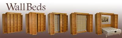 Solid Wood Wall Beds – Murphy Bed Manufacturer California