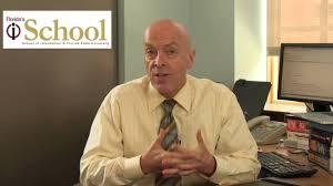 Inside the iSchool with Dr. Mark Jowett - YouTube