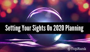Budgeting Tools 2020 How To Get 20 20 Foresight For Planning A Marketing Strategy