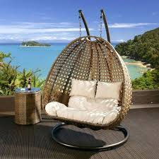 round hammock chair two person chaise lounge chairs double living room outdoor 2 person garden hanging chair brown rattan and l mesmerizing lounge photos