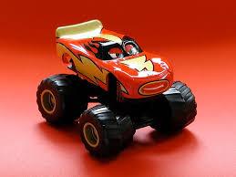 mattel cars toons monster truck mater diecast: frightening mcmean ...