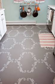 Linoleum Floor Kitchen 17 Best Ideas About Paint Linoleum On Pinterest Painted Linoleum
