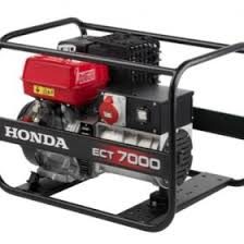 Купить <b>бензиновый генератор Honda ECT 7000 K1</b> в Москве с ...