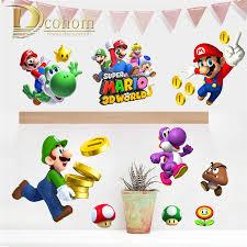 Super Mario Bros Bedroom Decor Super Mario Brothers Bedroom Decor Promotion Shop For Promotional