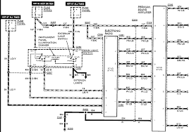 92 tempo gl radio wiring diagram ford forums mustang forum premium sound