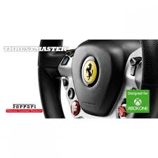 Thrustmaster tx racing wheel ferrari 458 italia ed. Thrustmaster Tx Racing Wheel Ferrari 458 Italia Edition Xbox One And Pc