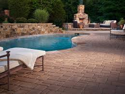 Pool Backyard Design Ideas Best InGround Vs AboveGround Pools HGTV