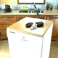 stone dishwasher