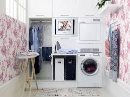 Laundry Room Curtain Ideas