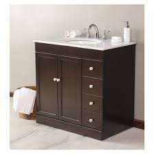rustic bathroom vanities 36 inch. Bathroom:Inch Bathroom Vanity With Sink On Right Without Top Offset New Yorker Carrarawhite White Rustic Vanities 36 Inch O