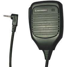 motorola 53724. amazon.com: motorola 53724 remote speaker microphone (black): electronics amazon.com