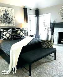 Black And White Bedroom Curtains Flowered – ecoagencia.co