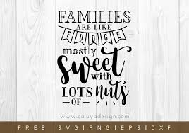 Sort by popularity sort by average rating sort by latest sort by price: Free Families Are Like Fudge Svg Png Eps Dxf