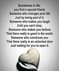 Great Friends Quotes Mesmerizing You Find A Special Friend Great Friendship Quote QuotesCitati