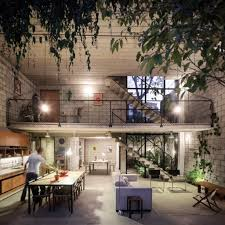 Designs by Style: 13 Industrial Style Kitchen - Courtyard