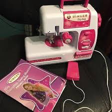 Sewing Machine Book For Kids