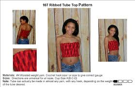 Tube Top Pattern Awesome Inspiration