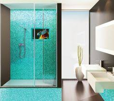 seura waterproof tv is great for the bathroom