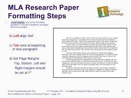 Formatting A Research Paper Ppt Download