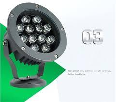 outdoor led spot light outdoor led spot lamp for garden park trees led outdoor spot lighting outdoor led spot