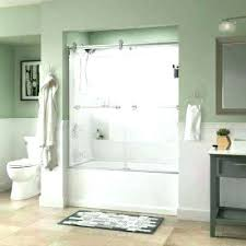 awesome shower curtain over sliding glass doors bathtub glass door bathtub glass door bathtub sliding glass