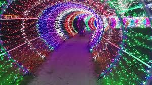 Driveway Tunnel Christmas Lights Christmas Light Tunnel At Scentsy Hq Youtube