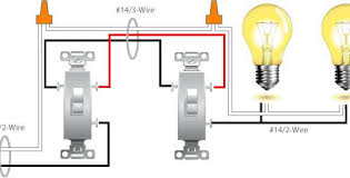 one switch two lights wiring diagram the best wiring diagram 2017 3 way switch wiring diagram multiple lights at One Light Two Switches Wiring Diagrams