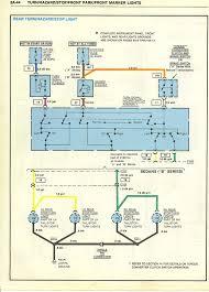 blinker issue gbodyforum '78 '88 general motors a g body community g body radio wiring diagram rearturn hazard stoplight jpg