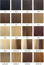 Aveda Hair Color Chart Click On The Image To See It Full