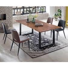 Schwarz Braun Massiver Esstische Online Kaufen Möbel Suchmaschine