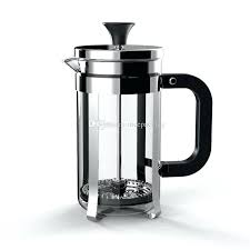 bodum glass stainless steel 34 oz french press coffee maker cafetiere with glass french press