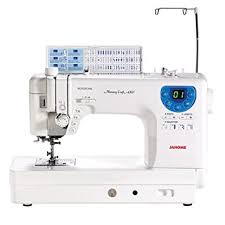 Amazon.com: Janome MC-6300P Professional Heavy-Duty Computerized ... & Janome MC-6300P Professional Heavy-Duty Computerized Quilting Sewing Machine  w/ Extension Table Adamdwight.com