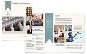 Half Fold Bi Fold Brochure Templates Word Publisher